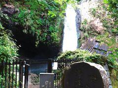 浄蓮の滝  「浄蓮」の名前の由来は、以前ここの近くに建てられていた「浄蓮寺」の名前にちなんだものだと言われています。滝は伊豆の頭部が噴火した際にでてきた玄武岩によって生成され、現在では落差が25m、幅は7m。日本の滝100選にも選ばれています。