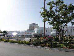 東海道新幹線新富士駅です。
