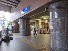 豪徳寺駅に戻りました。 これから、会社へ戻ってひと仕事です。 …真面目に働け!! …すみません…  …お昼休みなしで働きます。  お仕舞い。