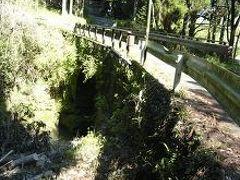 石橋が好きなので観光に行ったのですが期待が大きすぎました。