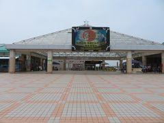 潮来観光の最後に、道の駅に寄りました。  規模が大きく、お土産やレストランも揃う道の駅。