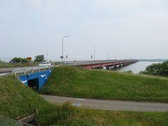 国道354線・霞ケ浦大橋のたもとにあります。