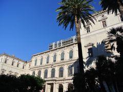 バルベリーニ宮は現在国立古典絵画館となっています。  国立なのでこちらも無料でした。