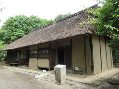 八王子千人同心組頭の家 江戸時代後期の建物で、八王子で徳川家の警備にあたっていた同心のリーダーが住んでいました。
