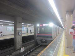 快速成田空港行の電車 京成本線に直通です