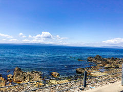 浅虫水族館もいいかな~と思ったけど、せっかく天気もいいので夏泊半島を軽くドライブすることに。