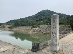 萩城跡(指月公園)。