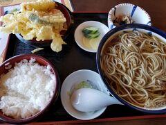 お昼は高崎の丸晴さんの御蕎麦を頂きました!