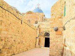 聖墳墓コプト教会