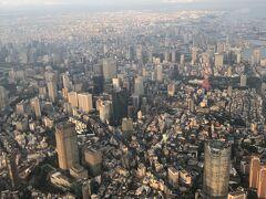 六本木ヒルズやら東京タワーやら…