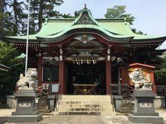 瀬田玉川神社です。