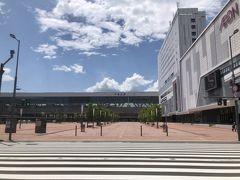 3日目  ホテルをチェックアウトして旭川駅へ