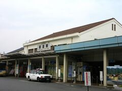 15時頃に岩国駅に着きました。