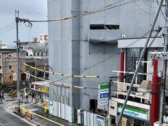 令和2(2020)年6月11日木曜日  今日も一日引き籠りのはずだったが…、通院のため外出する。石山駅前も変わりつつある。