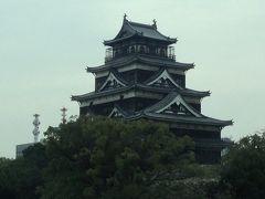 広島城 天守閣