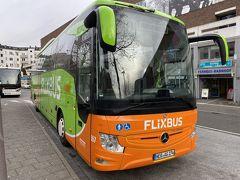 ドイツの都市間移動で格安なFLIxバス