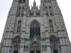 サンミッシェル大聖堂。 大きい! 荘厳!