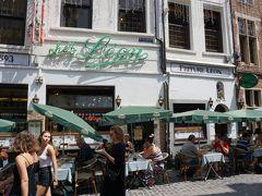 ブリュッセルの有名店「シェレオン」。 パリにもあったのよね。 でも、こちらが本店。