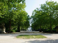 更に散歩して、ブリュッセル公園