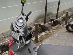 京都観光に小回りのきくスクーターで行ってみました!