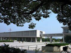 広島平和記念資料館に着きました。