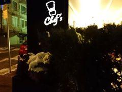 Chef's : 住宅地にあるお洒落なレストラン。ミシュランの2つ星を獲得したらしい。