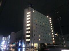 新潟駅万代口から南口を経て1.1km/15分‥ 今宵の宿です。 ホテルの隣りが‥
