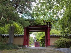 長谷寺でアジサイを堪能したあとは徒歩5分ほどの所にある光則寺へ