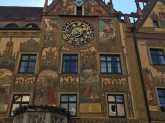 Ulmer Rathaus ウルム市庁舎