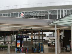 南町田グランベリーパーク駅には9時30分過ぎに到着。