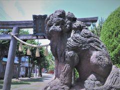 """権現堂桜堤の帰り道に以前から気になっていた神社に寄り道しました。  神社の名前は""""幸宮(さちのみや)神社""""。 幸せの宮で""""幸宮""""とは、なんとも素敵な名前ですよね。  幸宮神社の境内社には疫病退散の神である大物主之命(オオモノヌシノミコト)を祀る大杉神社があり、コロナ退散!!!を祈願してきました。"""