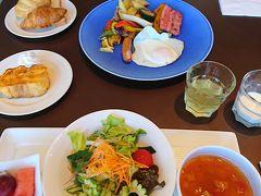 朝食 ホテル内 琉球新天地にて
