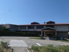15:00 本日宿泊する『休暇村 能登千里浜』に到着しました。