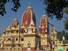 「2度目のデリーでも楽しめる市内観光」という謳い文句で、今日は「ラクシュミー・ナーラーヤン寺院」や「ガンジー博物館」など定番観光地以外の穴場の見学が用意されていました。