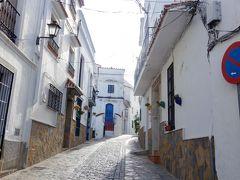 カサレスの旧市街