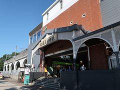 いつものように少し早めに武蔵五日市駅には7時34分着。