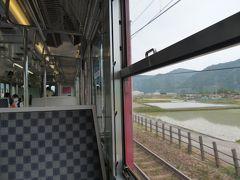 ★14:40  その後はテクノさかき駅に戻り、一旦上田駅に移動。