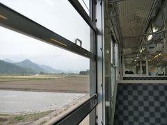 ★15:48  そして戸倉駅まで快速電車に乗車。115系の爆走を楽しみました。