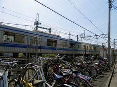 第2回の狭山三十三観音は観音様をほどんどお参りできなかったので 今回は第1回の続きで西所沢駅から出発です。