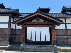 ここの日本酒で【寫楽・宮泉】が大好きで・・ 会津に行くなら絶対に来たかった酒蔵です(^^
