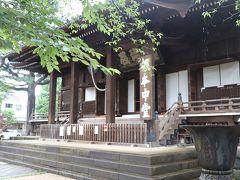 東叡山寛永寺 根本中堂 寛永2年(1625年)創建