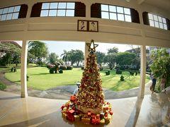 【=センタラグランド・ホテル=に宿泊する!】  この時期、クリスマスが過ぎたばかりです。海外では、クリスマスが過ぎても、お正月が来ても、いつまでもツリーは置きっぱなしのケースが多いですね...  当時の私は、会社で従業員をせっついて、しまわせる立場でしたが....