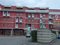 デルタフローレンスホテルに2泊します! フィレンツェ郊外のカレンツァーノという街にある ☆☆☆☆4つ星ホテルです。☆☆☆☆