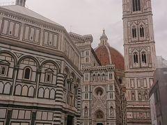フィレンツェの名物といえば ドゥオーモとジョットの鐘楼