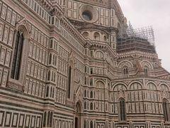 ルネッサンスが生んだフィレンツェのシンボル的存在 中に入ろうとチケットを買おうと思いましたが一杯でした涙 このあとピサにも行きたいということで登るのは諦めました。
