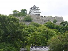 厄除け、骨付鳥ときて、日本一の石垣を持つ丸亀城へ・・・一鶴土器川店からは直ぐ。