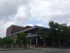 ロームシアター京都 https://rohmtheatrekyoto.jp/  pacorinの中では「京都会館」なんだな~遠い昔、京都会館時代には学校行事やブラバンの演奏なんかで何度か舞台に立ったものです。