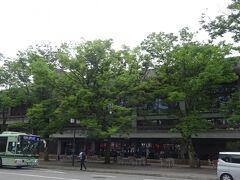 京都モダンテラス http://www.kyotomodernterrace.com/  ロームシアター横のカフェ&レストラン。