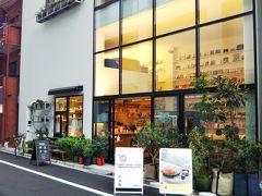 そして、歩いて数分の場所にあるカフェ「Hama House」☆ おしゃれで、のんびりするにはいいカフェです☆ テイクアウトもやっています。