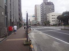 三田線に乗るため 白金台で下車しました。
